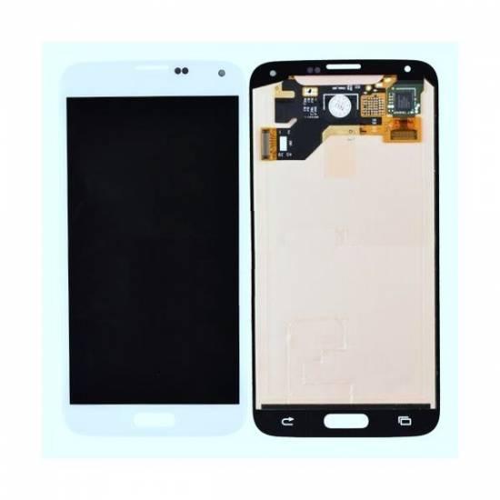 Réparation bloc écran LCD+Tatile SAMSUNG Galaxy S5 mini - G800