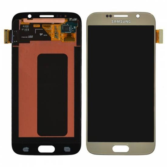 Remplacement écran LCD + tactile SAMSUNG Galaxy S6 - G920