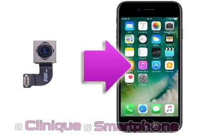 Changement Caméra Arrière Iphone 7+ sur Lyon