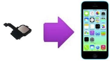 Changement Haut parleur Iphone 5C