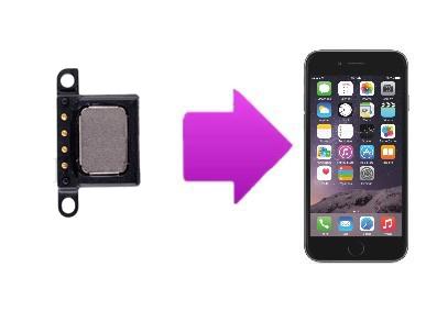 Remplacement de l'écouteur interne iPhone 6S