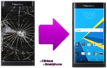 Changement bloc écran Blackberry Priv Lyon