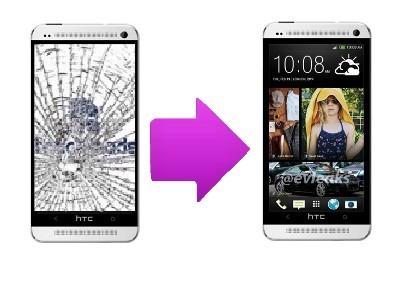 Remplacement écran HTC One Max