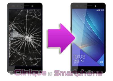 Réparation écran Huawei Honor Play 5X ( Lyon )
