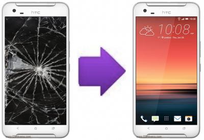 Réparation Ecran cassé smartphone HTC One X9 Lyon