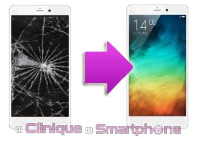 Réparation écran Xiaomi MI Note Pro ( Lyon )