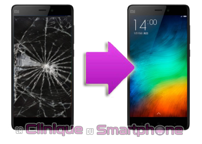 Réparation écran Xiaomi MI Note ( Lyon )