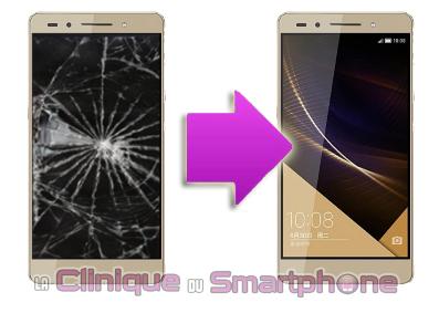 Réparation écran Huawei Honor 7 ( Lyon )