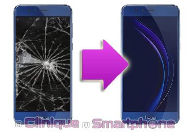 Réparation écran Huawei Honor 8 ( Lyon )