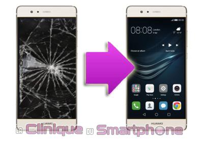 Réparation écran Huawei P9 Lite ( Lyon )