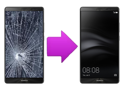 Remplacement LCD+Tactile Huawei Mate 8