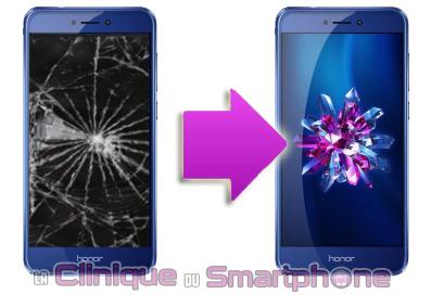 Reparation écran Huawei Honor 8 Lite