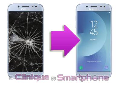 Remplacement bloc écran Samsung Galaxy J5 (2017) à Lyon