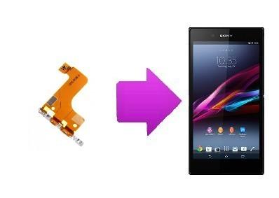 Changement connecteur de charge Sony Xperia Z2 (L50W)