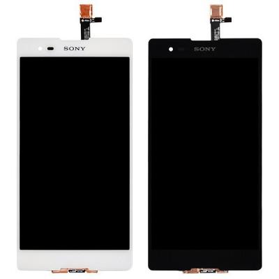 Changement écran LCD + vitre tactile Sony Xperia T2 Ultra (XM50h)