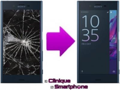 Réparation Ecran cassé Sony Xperia XZ Lyon